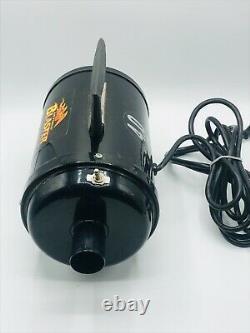 Metro B-cd3 Air Force Blaster 4.0hp Car & Motorcycle Dryer Testé