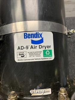 Module De Sécheur D'air Everflow De Bendix 5009155 Utilisé Ad-9