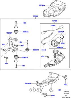 Nouveau Filtre De Compresseur De Suspension D'air Avec Capuchon D'extrémité Pour Land Rover Lr3 & Lr4