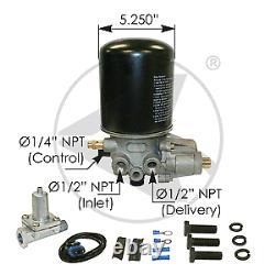 Nouveau Meritor Wabco Style System Saver 1200 12v Air Dryer No Core Remplace R955205