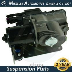 Oldsmobile Bravada 2002-2004 Nouveau Compresseur De Suspension Air Ride Et Relais 25878674