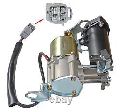 Pompe À Compresseur De Suspension D'air Avec Séchoir Pour Toyota 4runner Lexus Gx470 Gx460