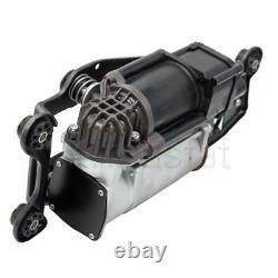 Pompe À Compresseur De Suspension D'air + Bloc De Valve Solénoïde Pour Bmw X5 F15 F85 X6 F16
