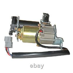 Pompe Compresseur De Suspension D'air Pour Toyota 03-09 V8 Gas Lexus Gx470 48910-60020