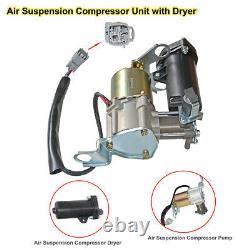 Pompe Compresseur De Suspension D'air Pour Toyota 4runner Land Cruiser Prado Lexus Gx470