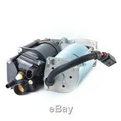 Pour Bmw X5 (f15 / F85) 2014-2018 Suspension Pneumatique Pompe Compresseur 37206875177
