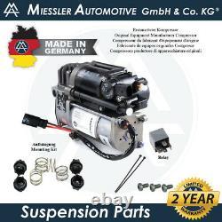 Rolls-royce Ghost Rr4 2010-'18 Oem Compresseur De Suspension D'air Et Relais 37226787617