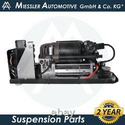 Rolls-royce Ghost Rr4 2010-2020 Compresseur De Suspension D'air Et Solénoïde 37206886059