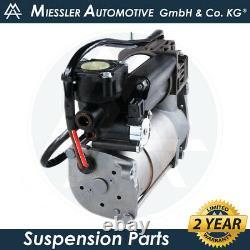 Rolls-royce Phantom'03-17 Oem Nouveau Compresseur De Suspension D'air Et Relais 37226787617