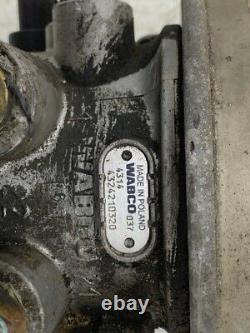 Séchoir À Air Wabco Avec Support 4324210320 Enlever De 2003 Volvo Vnl