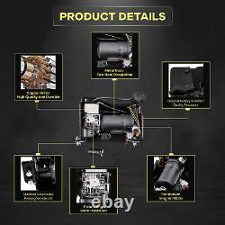 Séchoir Compresseur De Suspension D'air Pour Cadillac Escalade Premium 8cyl 6.2l 376 2011