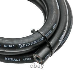 Universal 134a Air Conditionné Longue Longueur Kit De Tuyau O-ring Raccords Dier