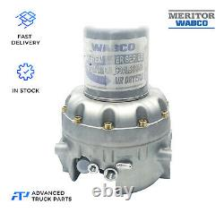 Véritable Wabco S4324711010 Plus Série Simple Air Dryer For Freightliner Cascadia