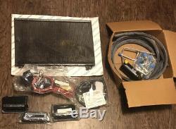 Vintage Air Parts. Contrôles Condenseur Sèche-vents
