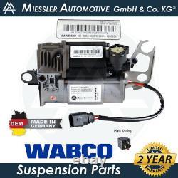 Volkswagen Touareg (7l) 2004-2010 Oem Nouveau Compresseur De Suspension D'air 7l0698853c